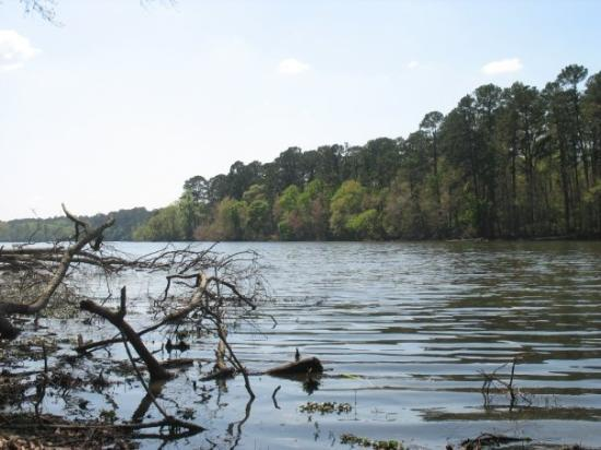 Lake Raven @ Huntsville State Park, Spring 2009