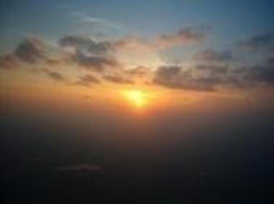 St. John's, Antigua: Alabama Plane Flyin'