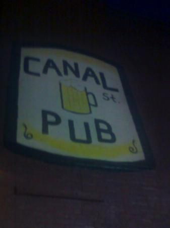 Fort Plain, Estado de Nueva York: canal street pub