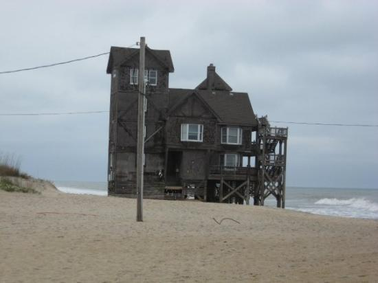 Hatteras Island Nc The House From Movie Nights In Rodanthe