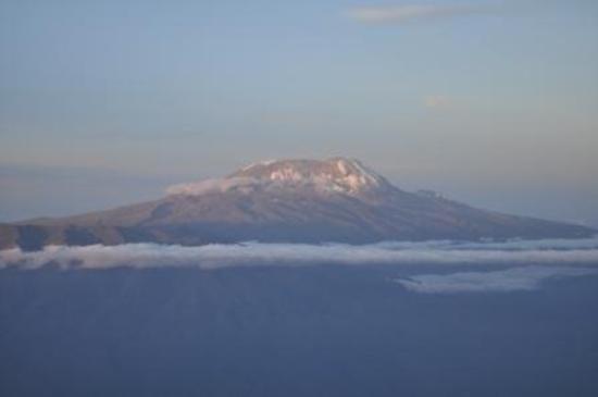 Mount Kilimanjaro!