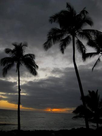 Sheraton Kauai Resort: February 4, 2010: A Kauai sunset