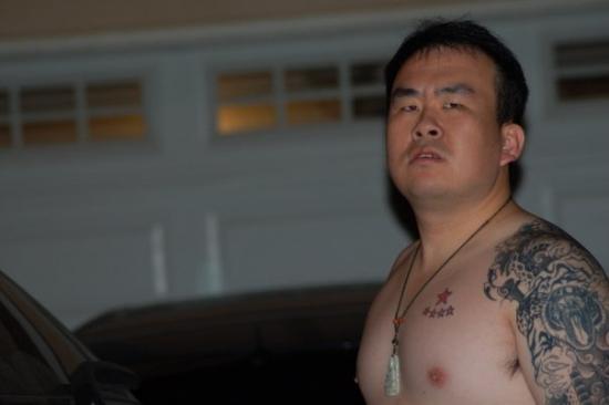Shenyang, Kina: Norman, Ma man!