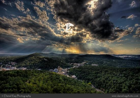 ฮอตสปริงส์, อาร์คันซอ: Hot Springs, Arkansas