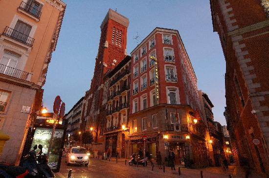 Hotel Plaza Mayor Updated 2018 Prices Reviews Madrid