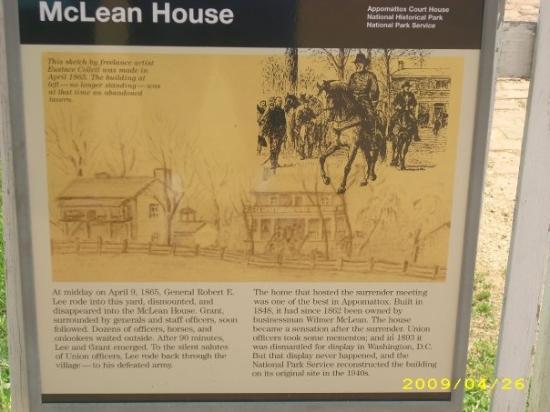 Фотография Appomattox