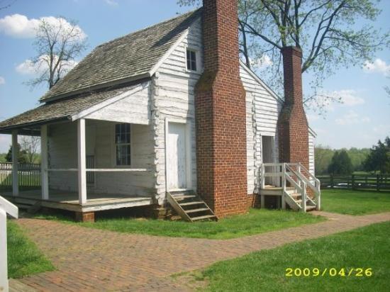 Appomattox Resmi