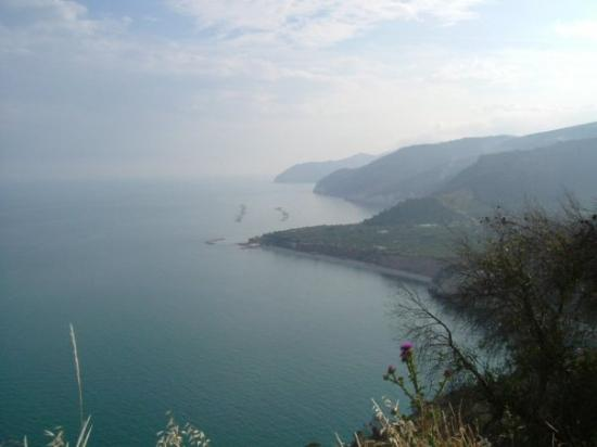 Vico del Gargano, Italie : The Gargano Peninsula, Italy (this is not a typo)