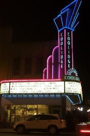 Brookline, MA: Waffles' Hood