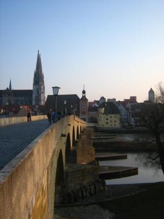 Bilde fra Regensburg