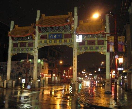 Vancouver ChinaTown: Chinatown