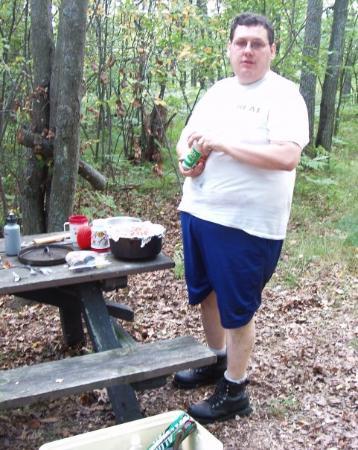 Clare, Μίσιγκαν: Camp Rotary