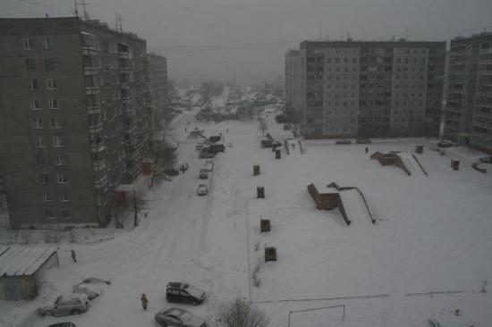 نوفوسيبيرسك لوحة