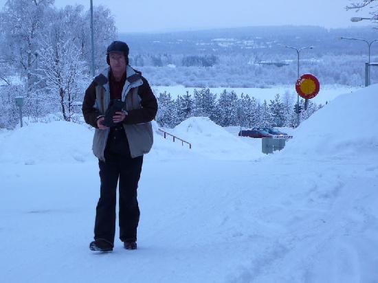 Tradition Hotel Kultahovi Inari: Inari Walk
