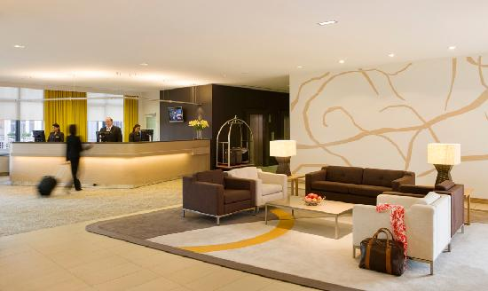 Hotel Foyer Pictures : Hotel foyer reception picture of novotel melbourne st