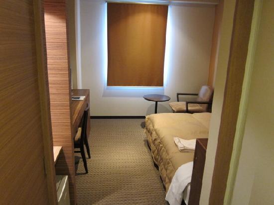 Business Hotel Cuore: 部屋はすばらしい