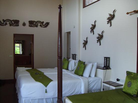 Khanom Hill Resort: Bungalowinterior KhanomHill