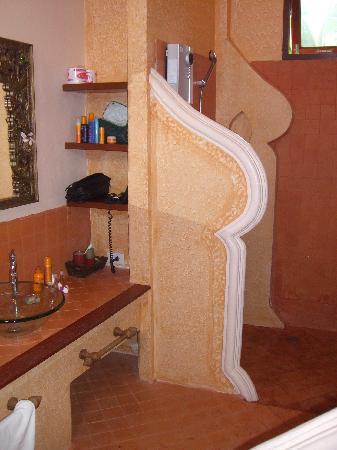 Khanom Hill Resort: Showerbathinterior KhanomHill