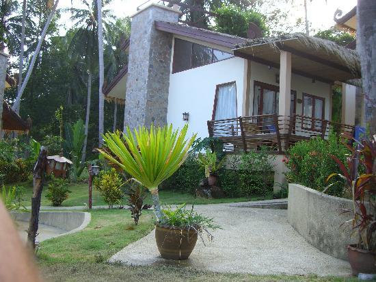 Khanom Hill Resort: Bungalow nr3