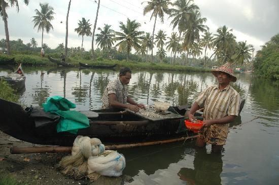 Heritage Methanam: Village fishing