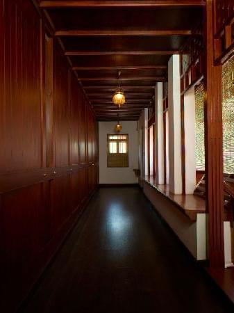 Heritage Methanam : Upstair verandah