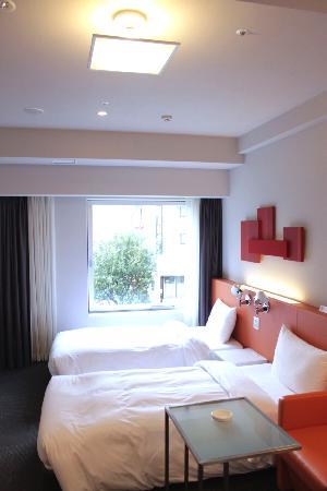 Citadines Shinjuku Tokyo: Studio avec lits doubles - octobre 2009