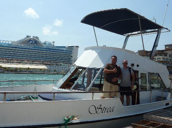 Strea Charters: Captain John and John