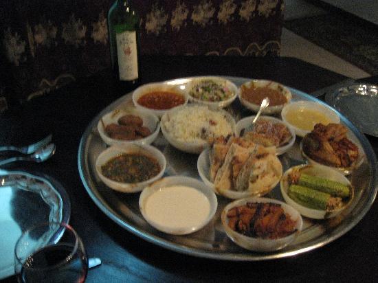 Mara House: Good food
