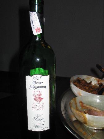 Mara House: tasty wine