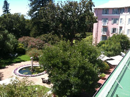 Belmond Mount Nelson Hotel: The gardens of the Mount Nelson