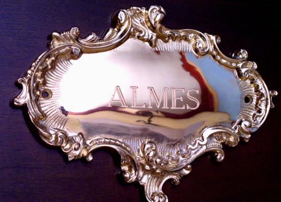 Almes B&B: Almes' attention to details