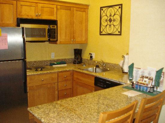 Residence Inn Wayne: cucina