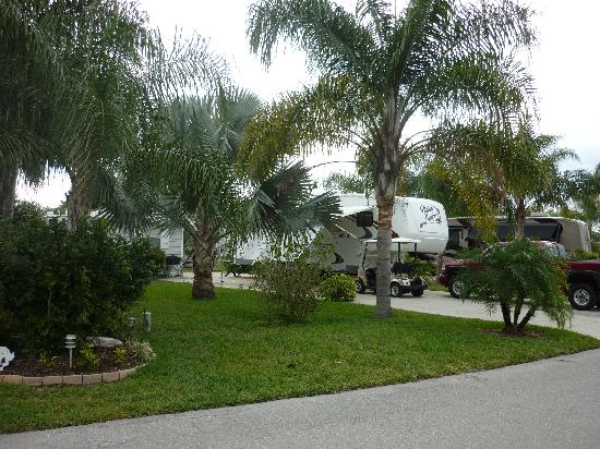 Cypress Woods Rv Resort Reviews Amp Photos Fort Myers