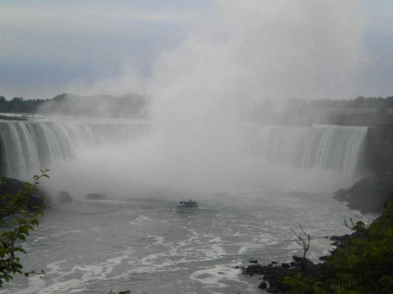 Niagara Falls Marriott on the Falls: Niagara Falls