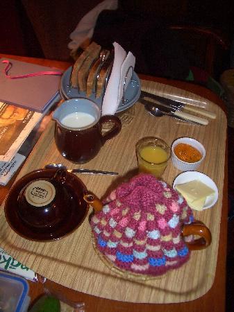 Mrs. R.M. Old: Breakfast