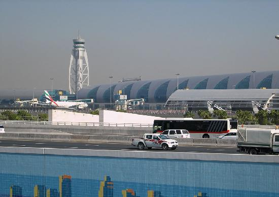Dubai International Terminal Hotel Review