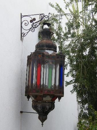 Riad Tchina : Typical Decoration