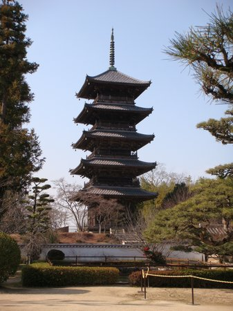 Bicchukokubunji Temple
