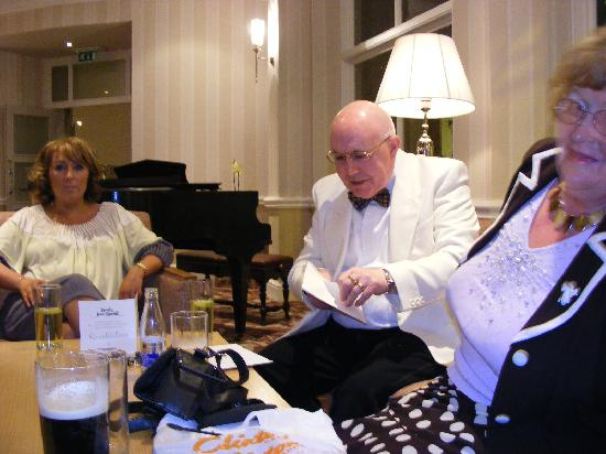 Palm Court Hotel: Dad's 70th