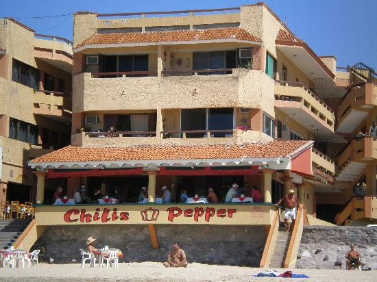 Pueblo Bonito Mazatlan: Chili Pepper Great Place to Eat