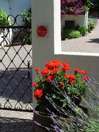 Sittnerhof Agriturismo: Eingang - l'entrata