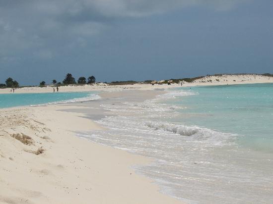 Posada La Langosta: Lingua di Sabbia