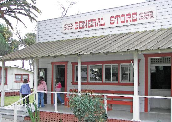 Bakersfield, Kalifornia: Woody General Store