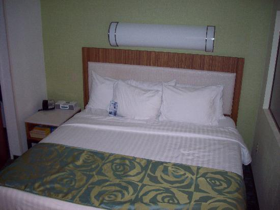 SpringHill Suites St. Louis Airport/Earth City: King Bed