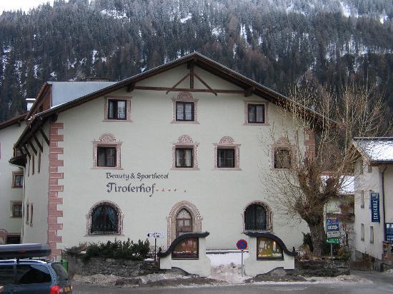 Nauders, Austria: The hotel