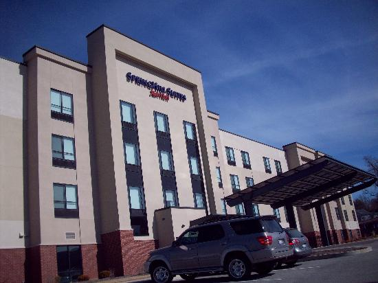 SpringHill Suites St. Louis Airport/Earth City: Springhill Suites