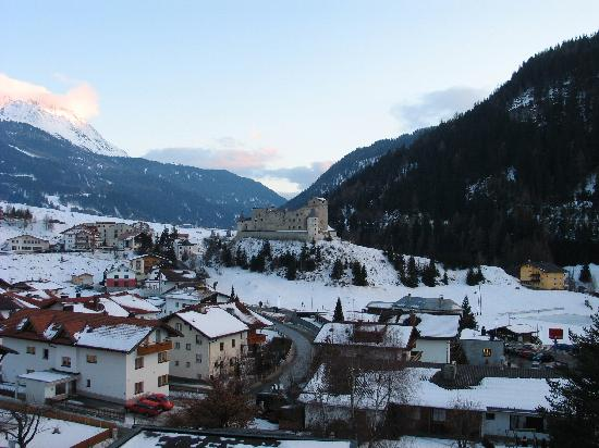 Nauders, Austria: View from the hotel