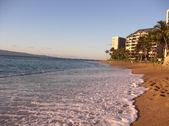 Royal Kahana: Great beach
