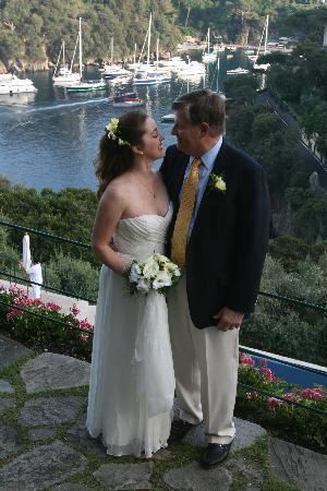 Belmond Hotel Splendido: Wedding in Portofino