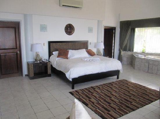La Mansion Inn : Prachtige kamer